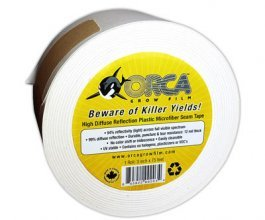 ORCA bílá lepící páska, 63mm x 22,8m