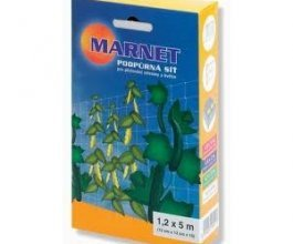 Opěrná síť Marnet 1,2x5m, oko 12x12cm