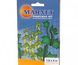 Opěrná síť Marnet 1,32x10m, oko 12x12cm