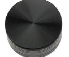 Drtička malá, kovová, magnetická 50mm, černá