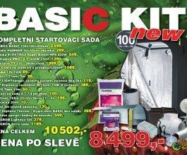 BASIC KIT - kompletní 400W sestava na domácí pěstování rostlin