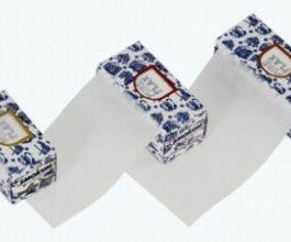 Rolovací papírky SMOKUM úzké, 5m v balení