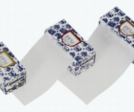 Rolovací papírky SMOKUM střední, 5m v balení