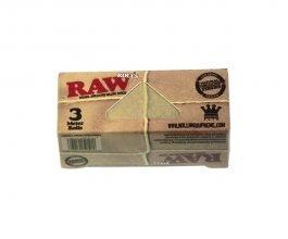 Rolovací papírky RAW, 3m v balení