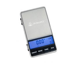 Váha On Balance Dual Display Miniscale 200g/0,01g