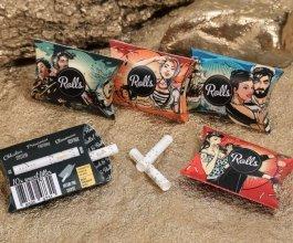 Filtry Rolls 69 6mm -kapesní balení 10ks