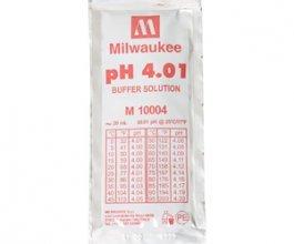 Kalibrovací roztok Milwaukee pH 4,01 - 20ml
