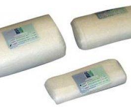 Netkaná textilie spreader mat pro hydroponii NFT Nutriculture, 15,2m x 20cm